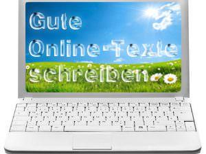 Online Texte richtig schreiben
